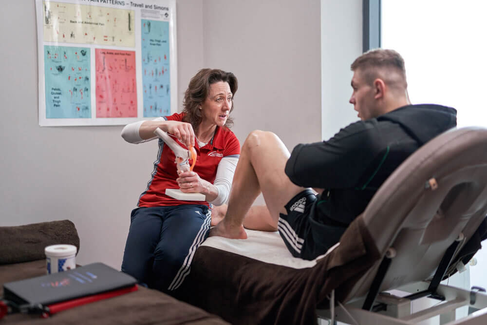 north sport physio - injury prevention