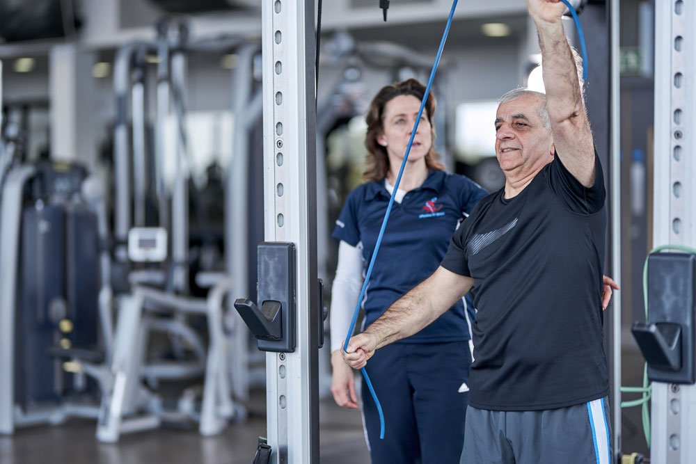 north sport physio - personal exercise programmes